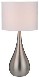 Lampe de table Tear Drop avec fini acier... (Photo fournie par Canadian Tire) - image 5.1