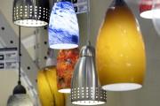 Des lampes de tous les styles occupent un... (Le Soleil, Jean-Marie Villeneuve) - image 6.0
