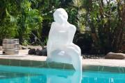 Une baigneuse imaginée par l'artiste Didier Audrat et... (Photo fournie par Twist) - image 1.1