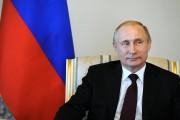 Vladimir Poutine a fait taire lundi les rumeurs... (PHOTO REUTERS) - image 1.0
