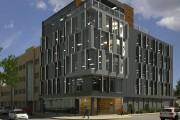 Un nouvel édifice de six étages sera construit... (IMAGE FOURNIE PAR ROBIN THIBEAULT) - image 5.0
