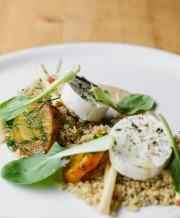 Salade de panais rôti, chèvre frais... (Photo fournie par Adèle Épicerie) - image 4.0
