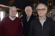Gilles Périgny, Bertrand Saint-Onge et Claude Collins, trois... (Photo: Sylvain Mayer, Le Nouvelliste) - image 1.0