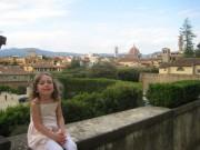 En 2008, Florence a visité la ville italienne... (Photo fournie par la famille) - image 3.0