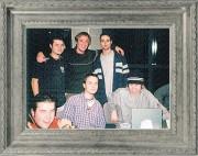 À Montréal avec les membres du groupe Kalembourg,... - image 2.1