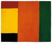 Guido Molinari, Sans titre, 1955, huile sur toile,... (Photo : Guy L'Heureux.) - image 3.0