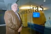 Le fondateur d'Universitas, Jean Marchand, vient encore travailler... (Le Soleil, Jean-Marie Villeneuve) - image 1.0