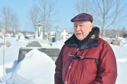 Gilles Toupin, président du Comité provisoire du cimetière... (Photo: Émilie O'Connor, Le Nouvelliste) - image 1.0