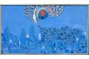 Jardin bleu, d'Alfred Pellan... - image 1.0