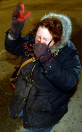 Une femme a été blessée au moment de... (Le Soleil, Erick Labbé) - image 1.1