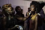 Beaucoup de maquilleuse sud-africaines commencent par une expérience... (Photo Gianluigi Guercia, AFP) - image 5.0