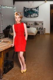 La robe Camille, de Coeur de Loup,160 $... (Photo Maryon Desjardins) - image 2.0