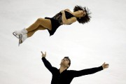Meagan Duhamel et Eric Radford... (PHOTO CARLOS BARRIA, REUTERS) - image 1.0