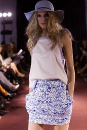 Le tissu chouchou de la designer Gabrielle Desgagné... (Photo Caroline Grégoire) - image 3.1
