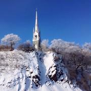 Et la lumière fut! Les photos d'églises soumises... (@samud1958) - image 1.0