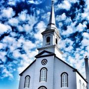 Et la lumière fut! Les photos d'églises soumises... (@indolune) - image 1.1