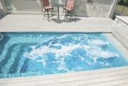 La piscine Moraine de 9,6 pieds sur 13,6... (Image fournie par Aqua Innovation) - image 3.1