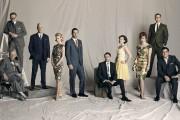Les personnages de Mad Men... - image 1.1