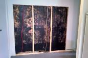 Germain Rouleau a dû ouvrir le mur pour... - image 1.0