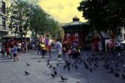 La Plaza de Armas... (PHOTO SYLVAIN LAROCQUE, LA PRESSE) - image 2.0