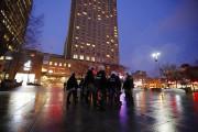 La troisième manifestation nocturne du «printemps 2015» se... (Photo Olivier Pontbriand, La Presse) - image 1.0