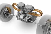 Avec la voiture électrique, le principe du moteur-roue... (Photo fournie par Daimler AG) - image 4.0