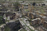 Les ruines de Cyrène... (PHOTO ABDULLAH DOMA, AFP) - image 1.0