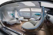 L'intérieur du F015 Luxury in Motion... (Photo fournie par Mercedes) - image 5.0