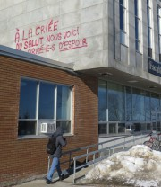 Le retour des étudiants de l'Université de Sherbrooke... (Imacom, René Marquis) - image 1.0