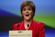 Nicola Sturgeon... (PHOTO RUSSELL CHEYNE, REUTERS) - image 3.0