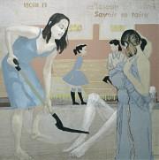 Savoir se taire, de Marianne Pon-Layus... (Photo fournie par l'Artothèque) - image 2.0