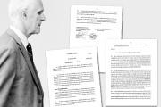 Trois extraits de l'affidavit de 28pages remis au... (Montage infographique Le Soleil) - image 1.0
