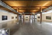 Vue de l'installation de l'exposition des frères Sanchez... (Photo Guy Lheureux, fournie par la Parisian Laundry) - image 1.0