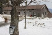 La cabane duTrapp Family Lodge, à Stowe.... (PHOTO CATHERINE SCHLAGER, LA PRESSE) - image 1.0