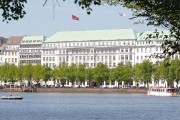 L'Hôtel Fairmont Vier Jahreszeiten à Hambourg en Allemagne.... (GROUPE FAIRMONT) - image 2.0