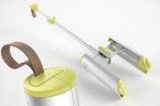 L'accessoire de transport d'emplettes de Brio Innovation, lauréat... (Photo fournie par Alcoa) - image 1.0