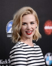 L'actrice January Jones... (Photo Dan Steinberg, AP) - image 2.0