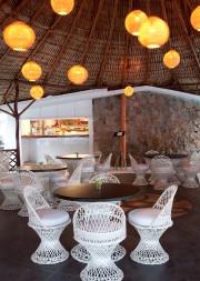 Le petit restaurant de l'hôtel Boca Chica a... (Photo fournie par Undine Prohl, fournie par Grupo Habitat) - image 1.0