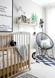 La chambre de bébé Marcela... (Photo fournie par le blogue Penelope Home) - image 4.0