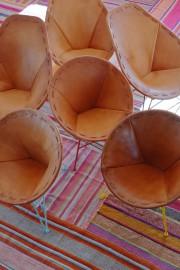 La chaise Garza Marfa est offerte en forme... (Photo fournie par Marfa) - image 4.1