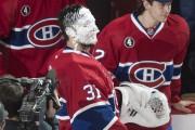 Le gardien a eu droit à la bonne... (Photo: La Presse Canadienne) - image 1.0