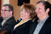 Le maire de Québec, Régis Labeaume, la ministre... (Le Soleil, Erick Labbé) - image 1.0