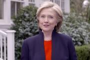 La démocrate Hillary Clinton a officialisé sa candidature... (hillaryclinton.com) - image 4.0