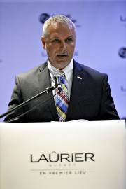 Stéphan Landry, directeur de Laurier Québec ... (Le Soleil, Patrice Laroche) - image 1.0