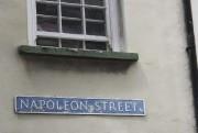 La rue Napoléon, à Jamestown.... (PHOTO JEAN LIOU, AFP) - image 1.0