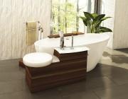 La baignoire Home de Vanico Maronyx, manufacturier de... (Photo tirée du site www.vanico-maronyx.com) - image 1.1