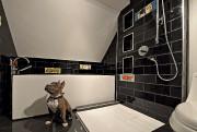 La salle de bain de Claude Bernier, à... (Le Soleil, Patrice Laroche) - image 2.1