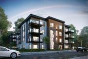 Développements Montarville construira 12 immeubles en copropriété de... (ILLUSTRATION FOURNIE PAR QUINTCAP) - image 1.0