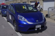 Honda Fit EV... (Collaboration spéciale, Paul-Robert Raymond) - image 3.0