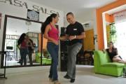 Cours de danse salsa... (PHOTO DAVID RIENDEAU, COLLABORATION SPÉCIALE) - image 2.0